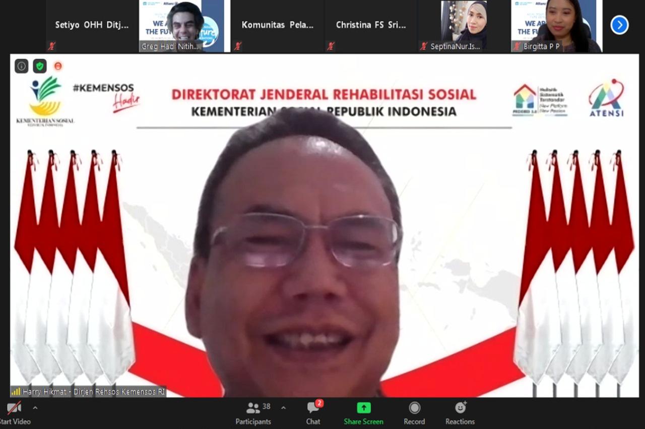 Songsong Era Industri 4.0, Mensos Dorong Pemuda Tingkatkan Kualitas Pendidikan dan Keterampilan