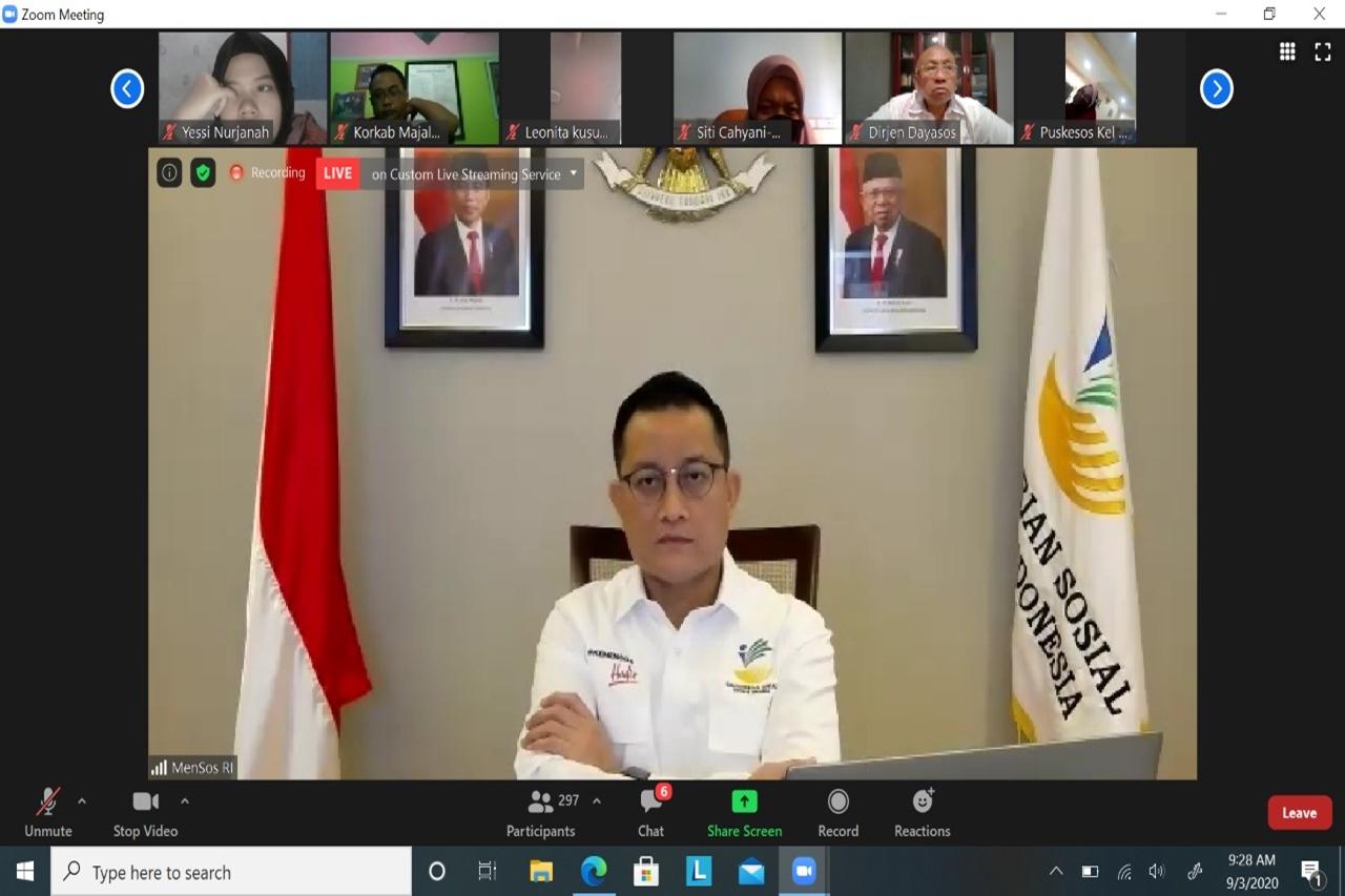 Kemensos Targetkan Penguatan 300 Puskesos di Seluruh Indonesia