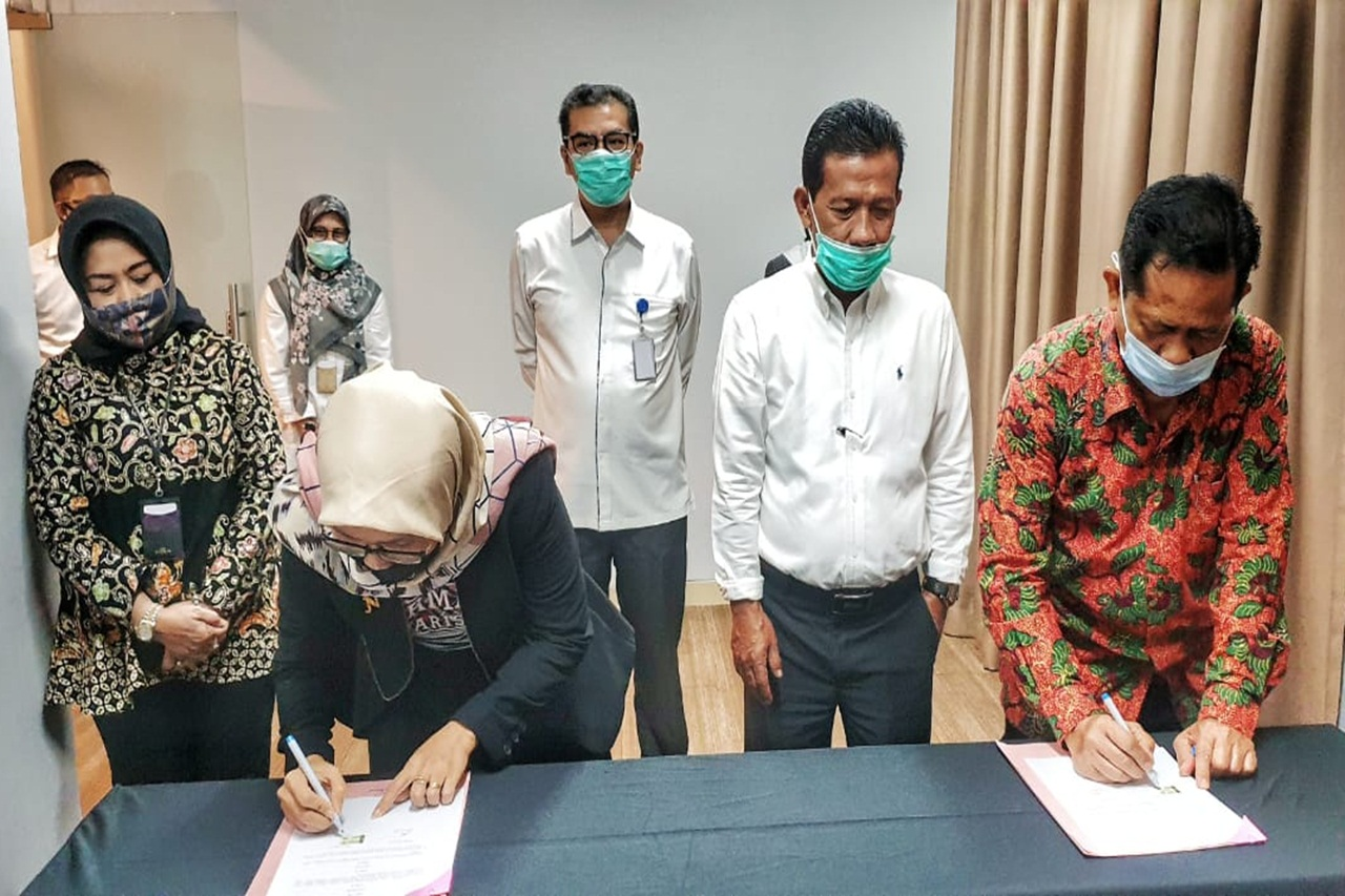 Kembangkan Layanan Psikologi, BP3S Teken MoU dengan Nurani Institute