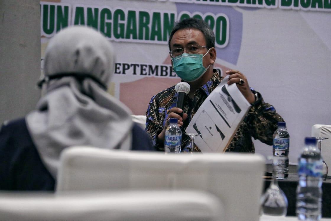 Dirjen Rehsos Imbau Jaga Produktivitas Kerja di Masa Pandemi COVID-19