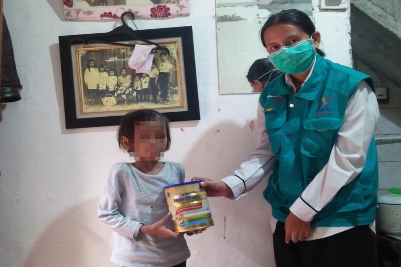 Terima Laporan Anak Sakit Kulit, Kemensos Lakukan Respon Kasus