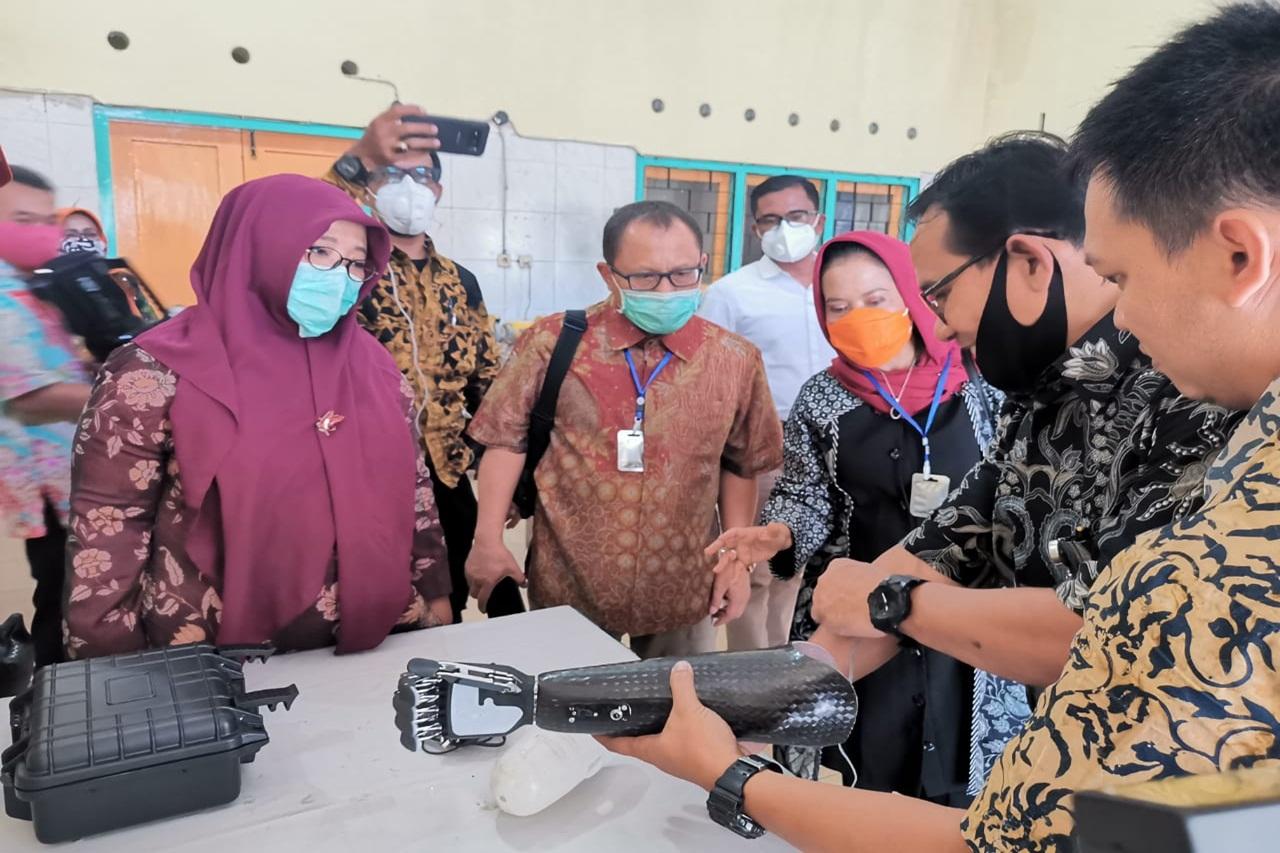 "BBRSPDF ""Prof. Dr. Soeharso"" Terima Kunjungan Kerja DPRD Provinsi Jatim"