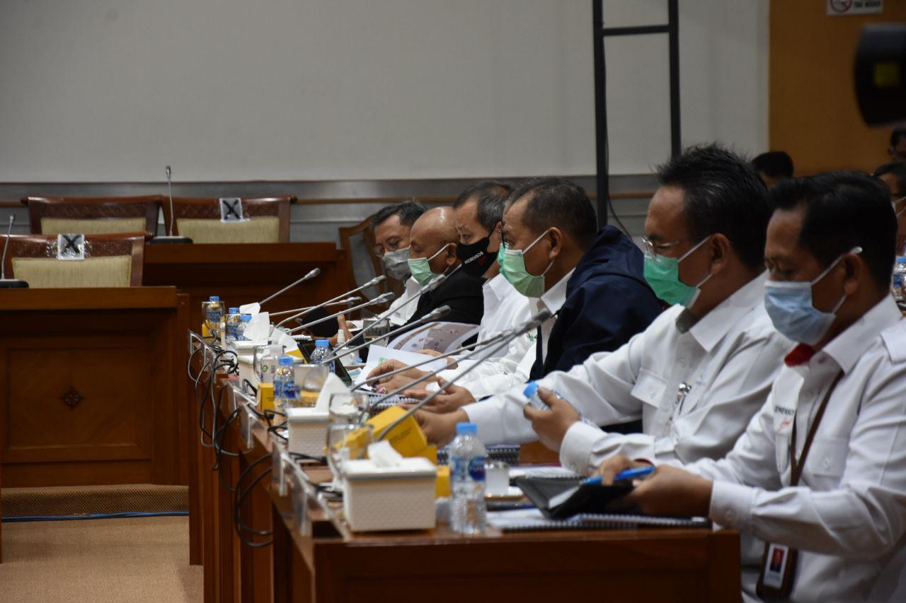 Dirjen PFM Hadiri Rapat Dengar Pendapat Komisi VIII