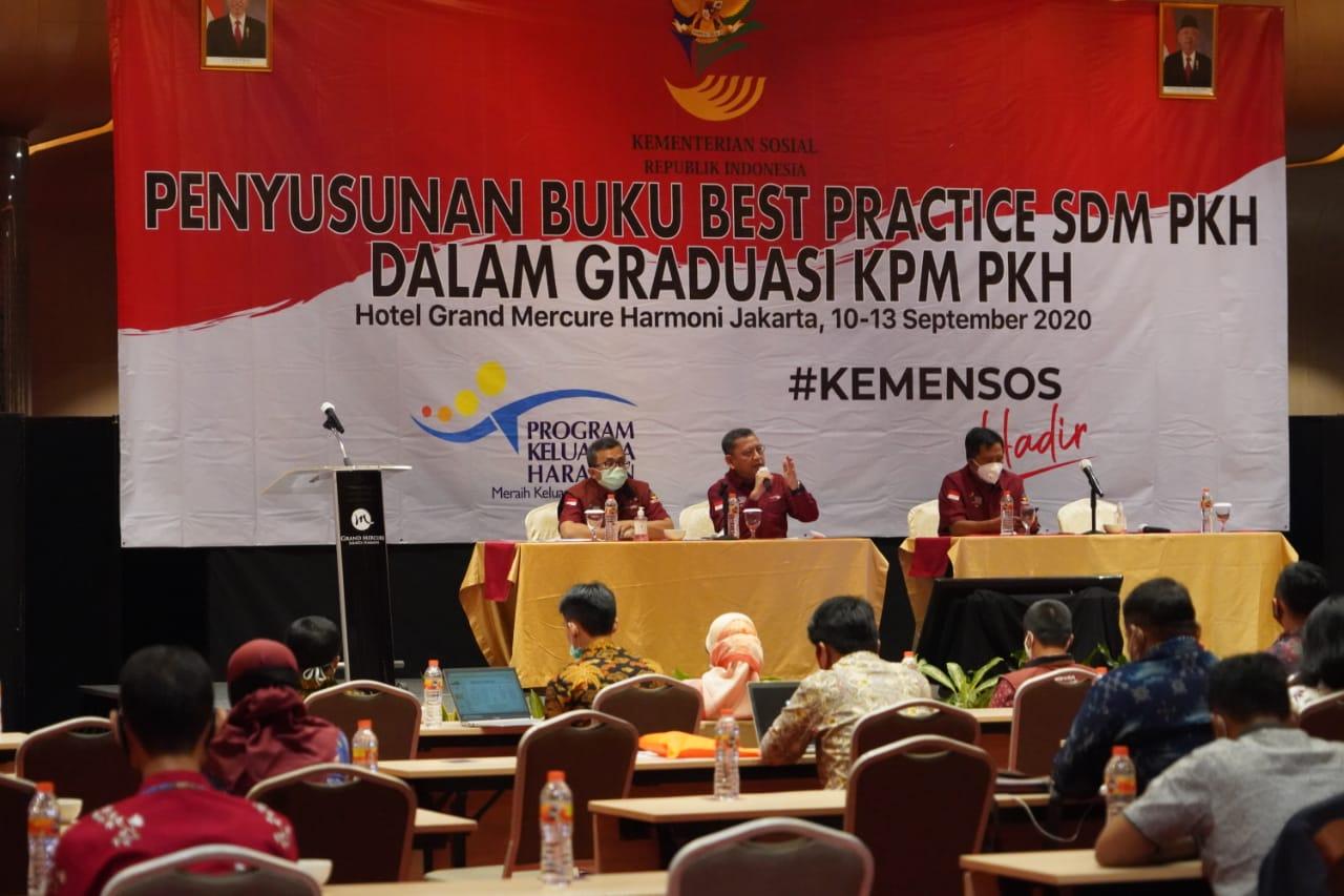 Apresiasi untuk Pendamping PKH Berprestasi