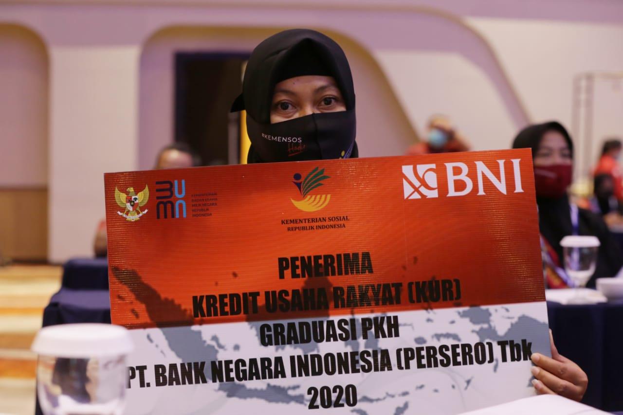 """Mensos Minta KPM PKH Graduasi Tidak """"Turun Kelas"""""""