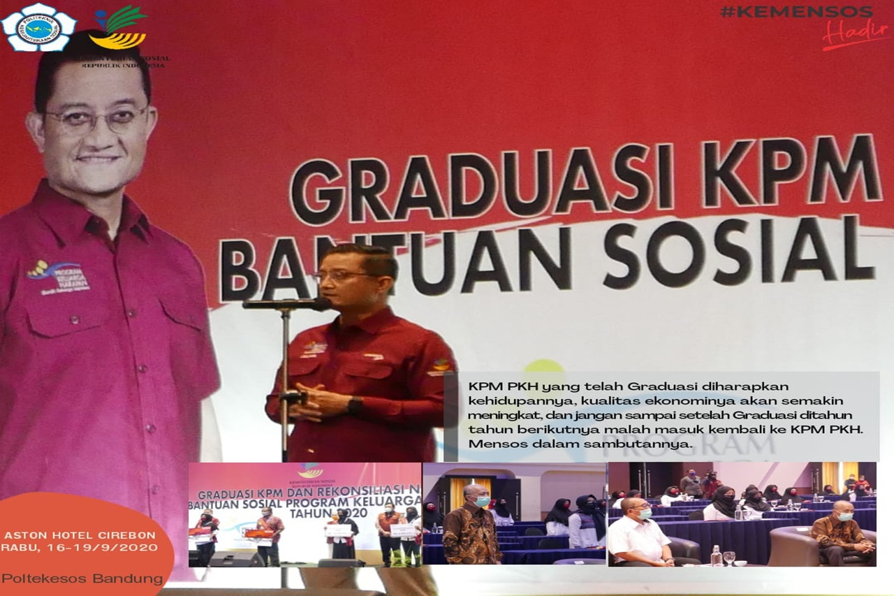 Graduasi KPM PKH CIKUMAYU (Cirebon,Kuningan dan Indramayu)