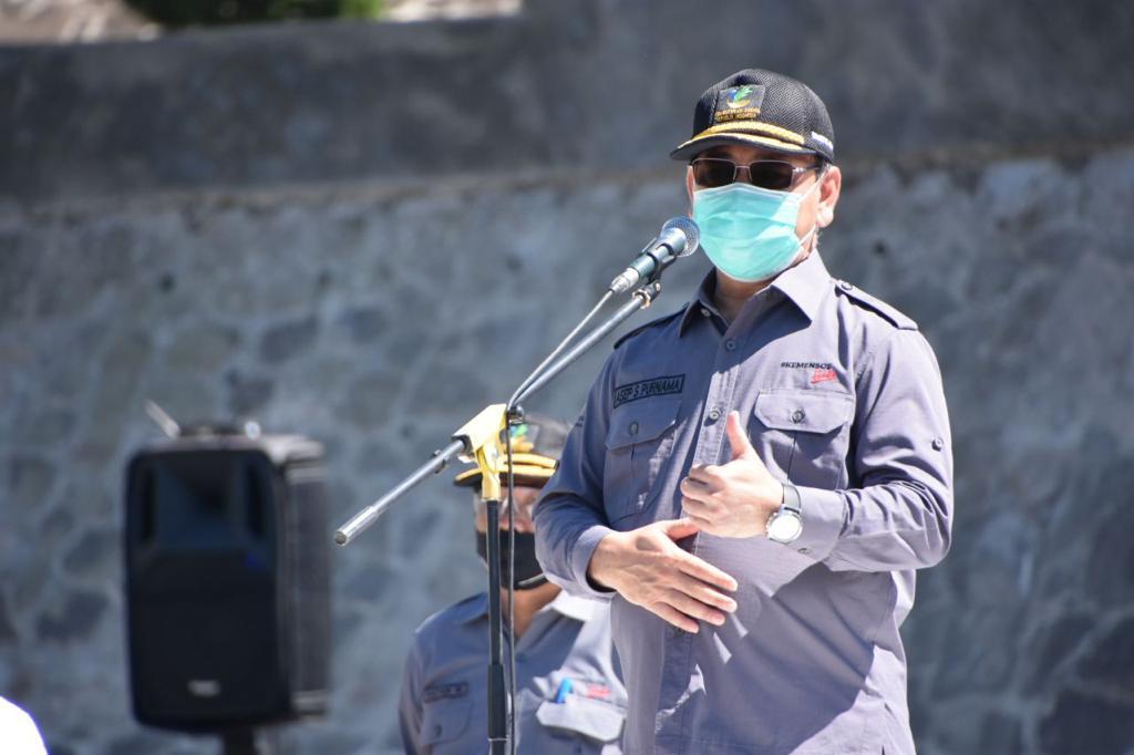 Dirjen PFM Resmi Tutup Penguatan Kapasitas Korda Program Sembako
