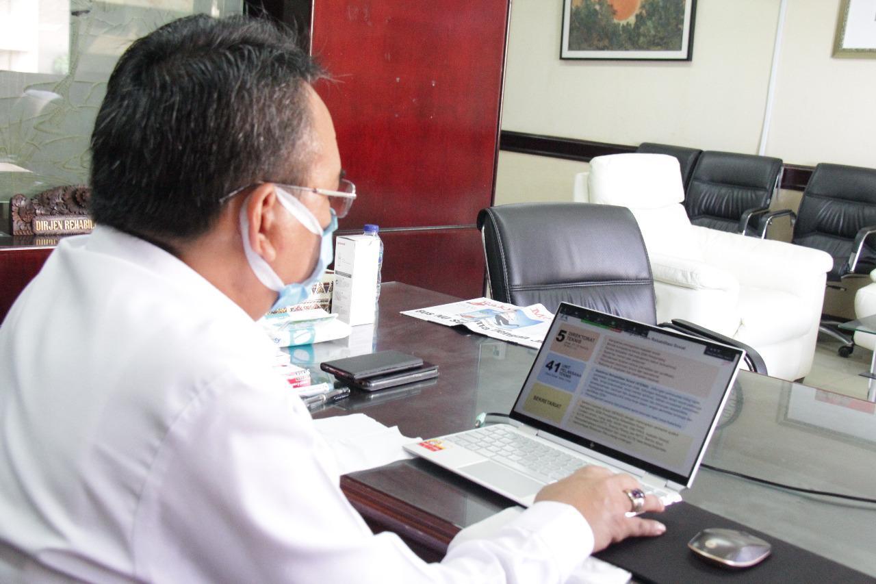 Kemensos Tingkatkan Kompetensi SDM Rehabilitasi Sosial ABH