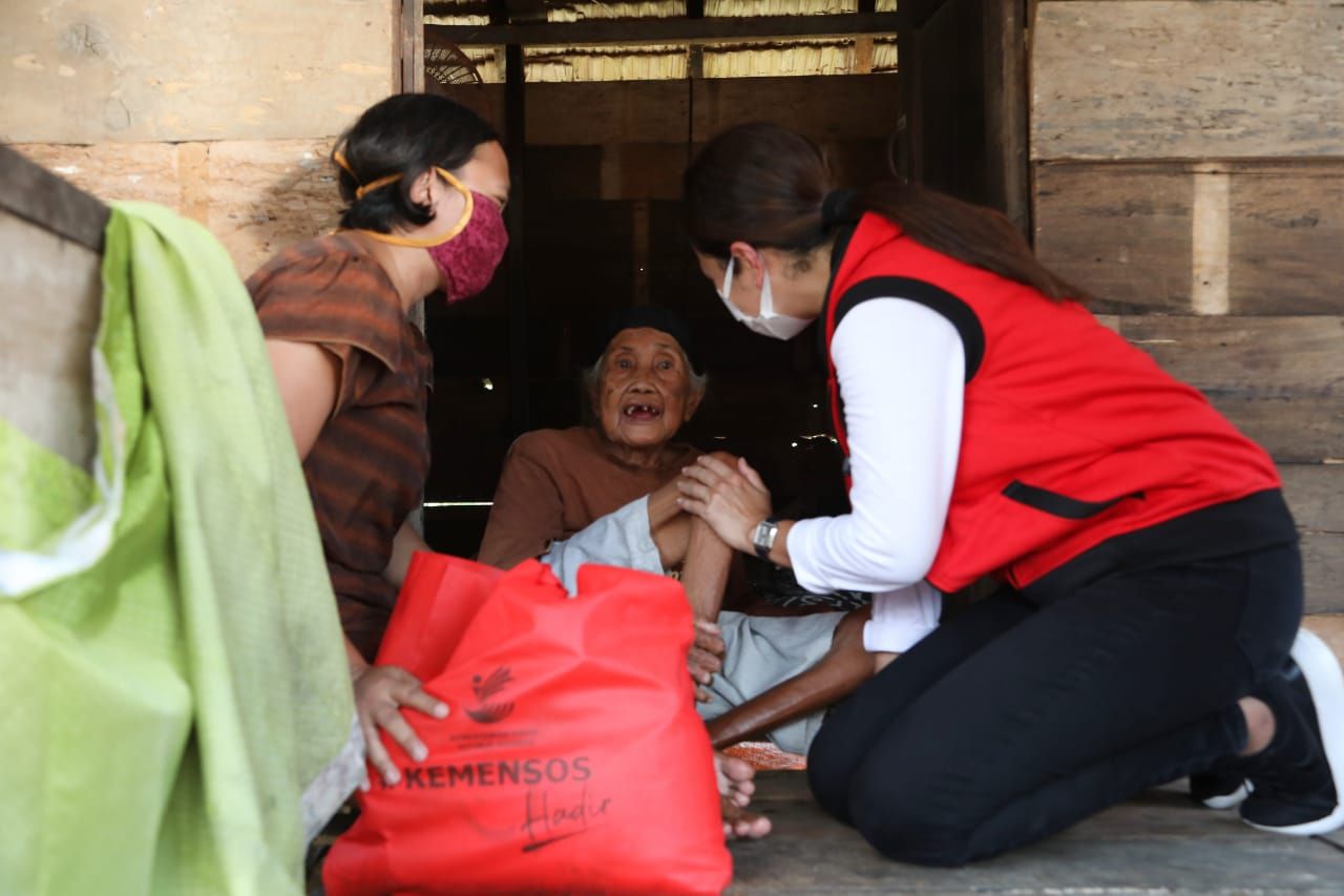 MoSA Continues  to Help People Affected Covid-19