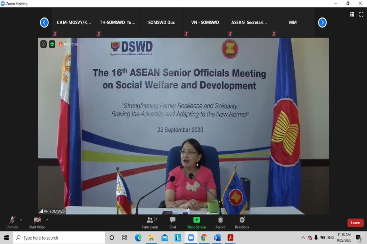 Delegasi RI Paparkan Strategi Perlindungan Keluarga Saat COVID-19