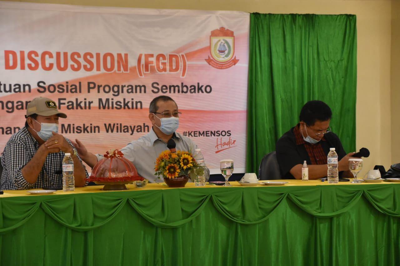 Dirjen PFM: Program Sembako Harus Berikan Layanan Prima Bagi KPM