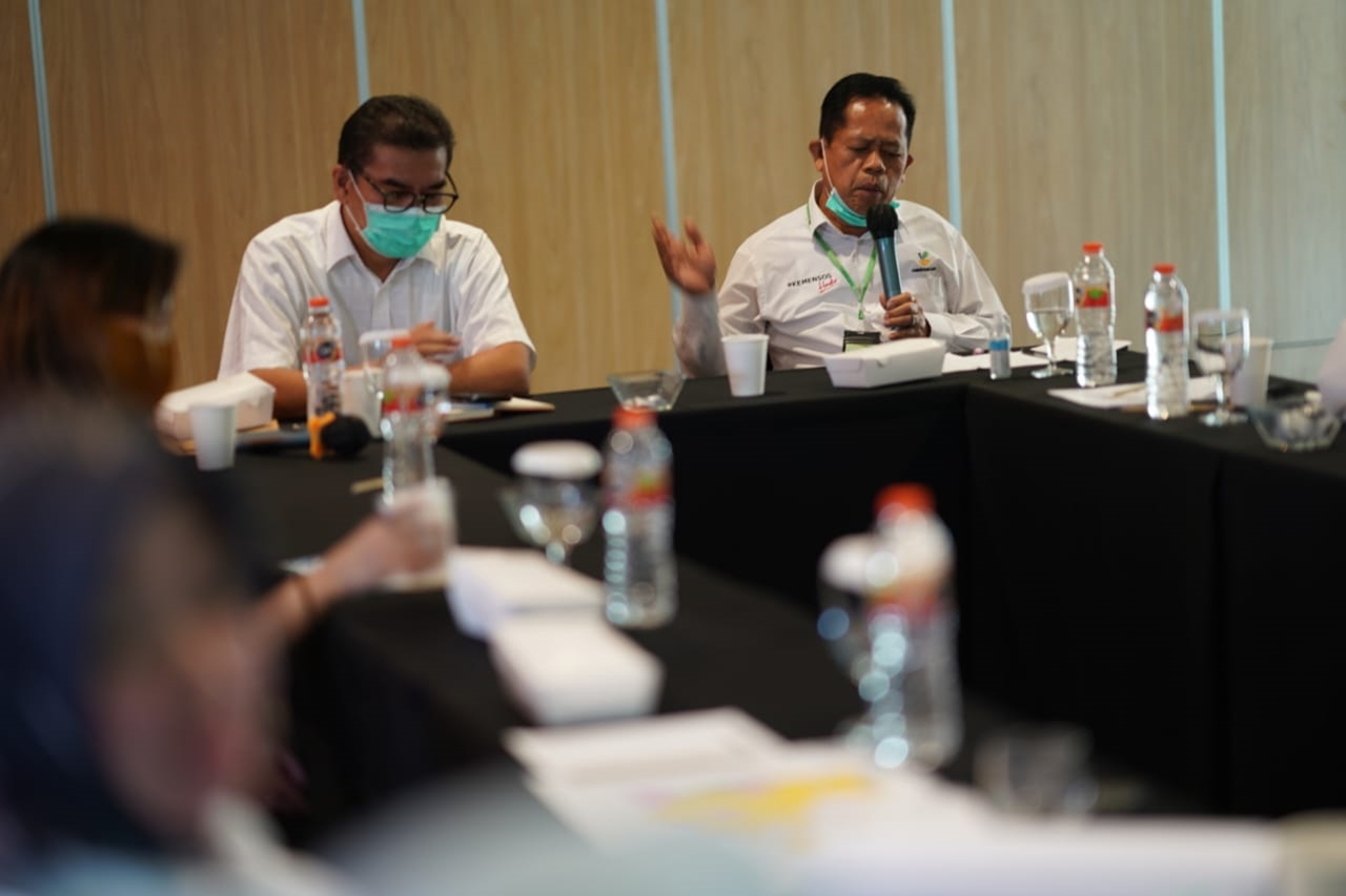Kampus II Poltekesos Bandung Ditargetkan Dibangun Awal Tahun 2021