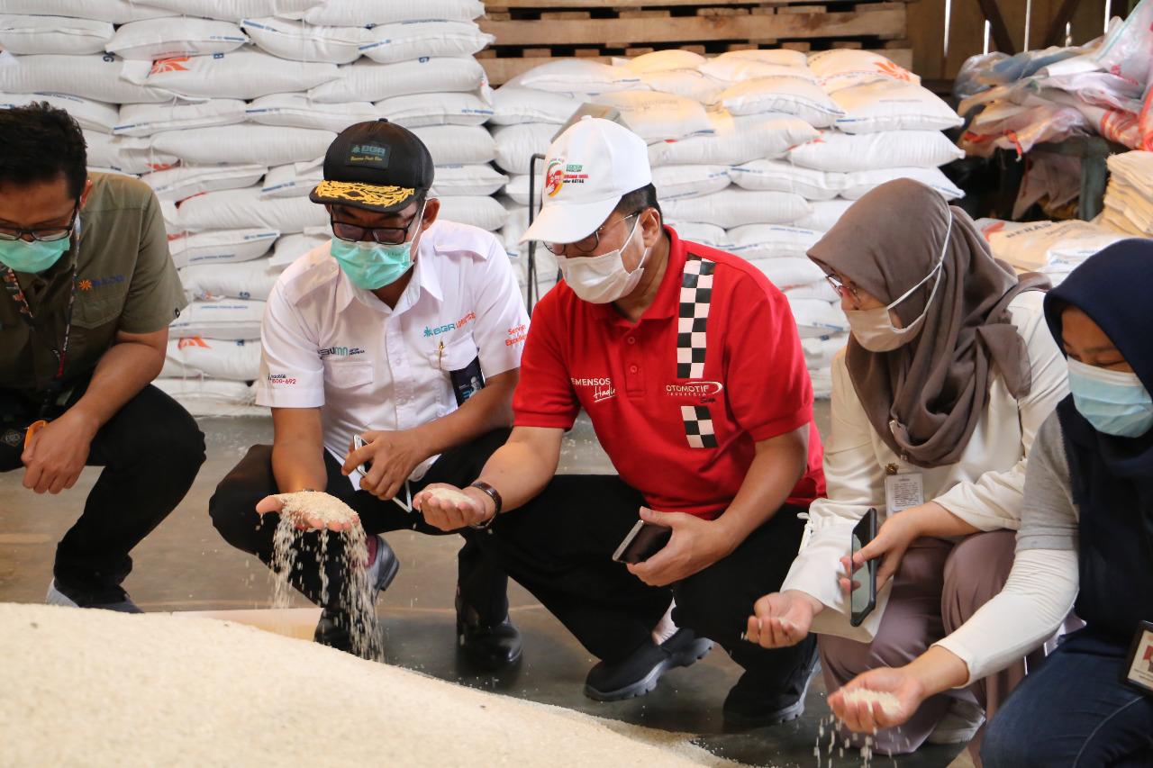 Kemensos Memastikan Kelancaran Penyaluran BSB di Wilayah Banten