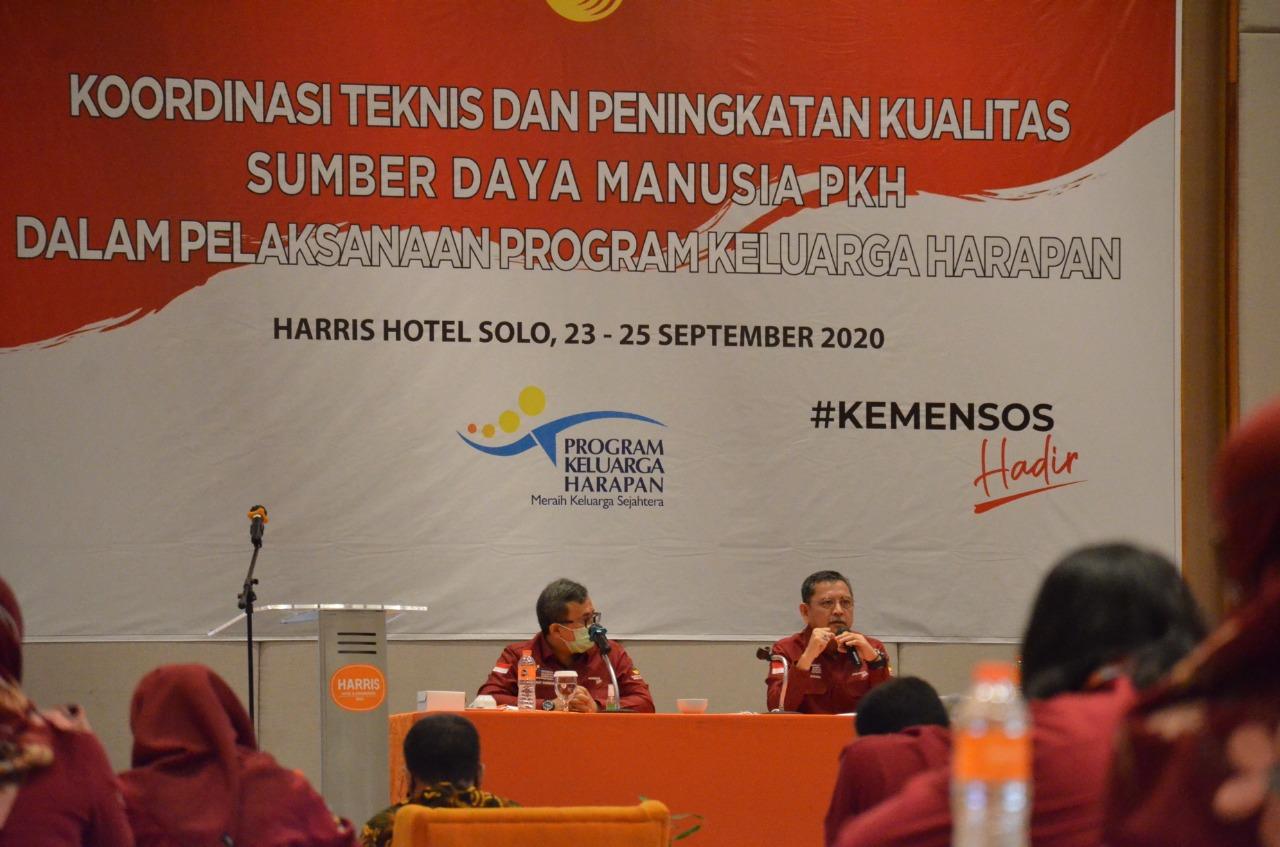Stimulus Selamatkan KPM PKH di Masa Pandemi