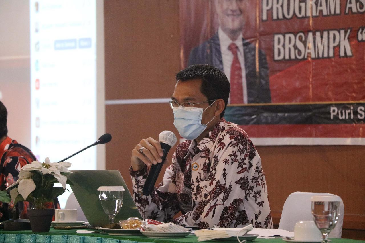 Balai Paramita Gelar Rapat Koordinasi Regional, Sosialisasikan ATENSI