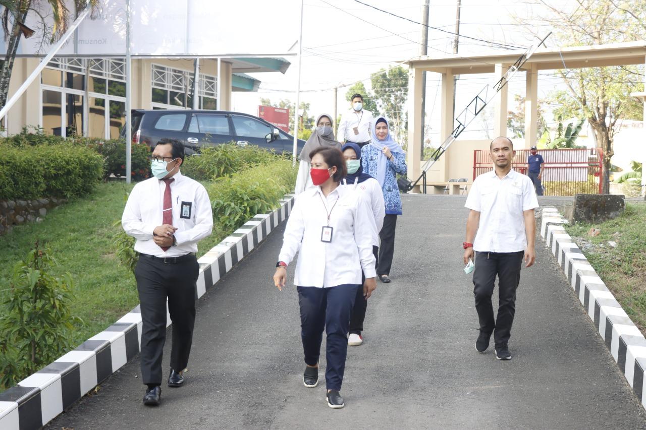 Siap Terapkan SERASI, Balai Gau Mabaji Pererat Mitra dengan KPPN II
