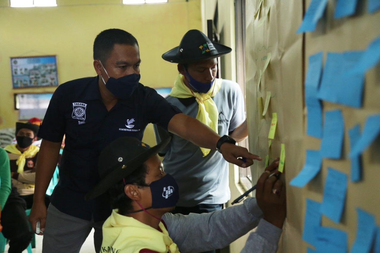 Kecamatan Wadaslintang di Kabupaten Wonosobo Dilatih Jadi KSB