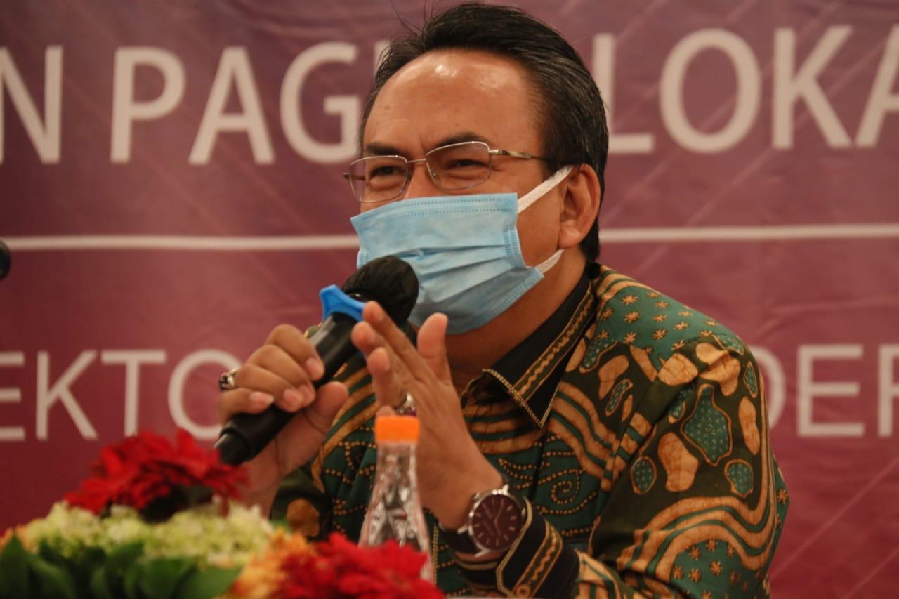 Dirjen Rehsos Arahkan Alokasi Anggaran Tahun 2021 Beri Kepastian