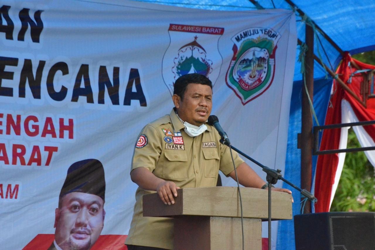 Pembentukan KSB Tobadak, Kabupaten Mamuju Tengah