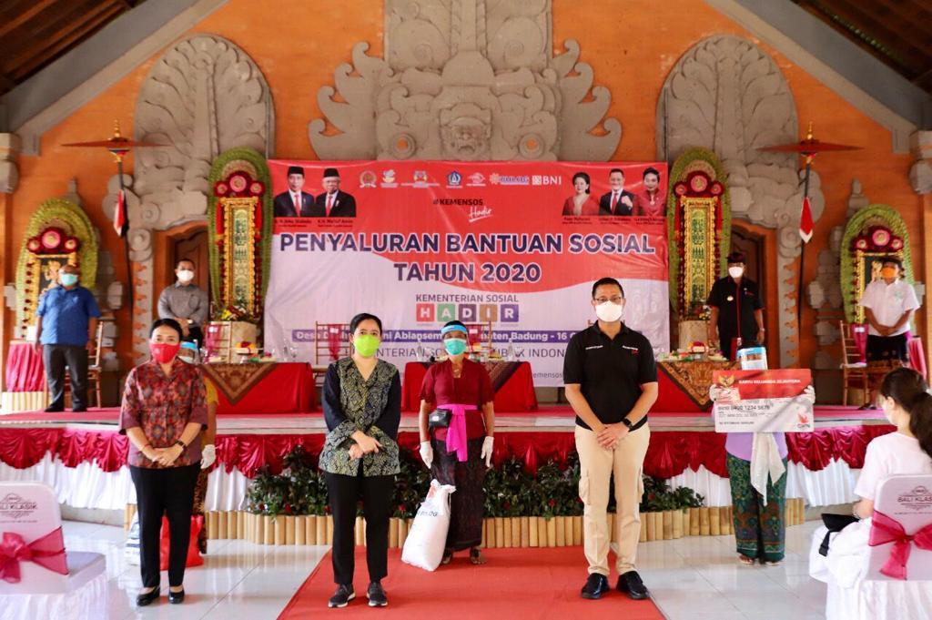 Bantuan Sosial Hadir bagi Masyarakat Bali
