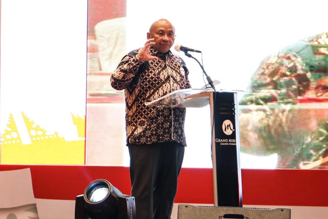 Rapat Evaluasi dan Percepatan Penyaluran Bantuan Sosial Beras