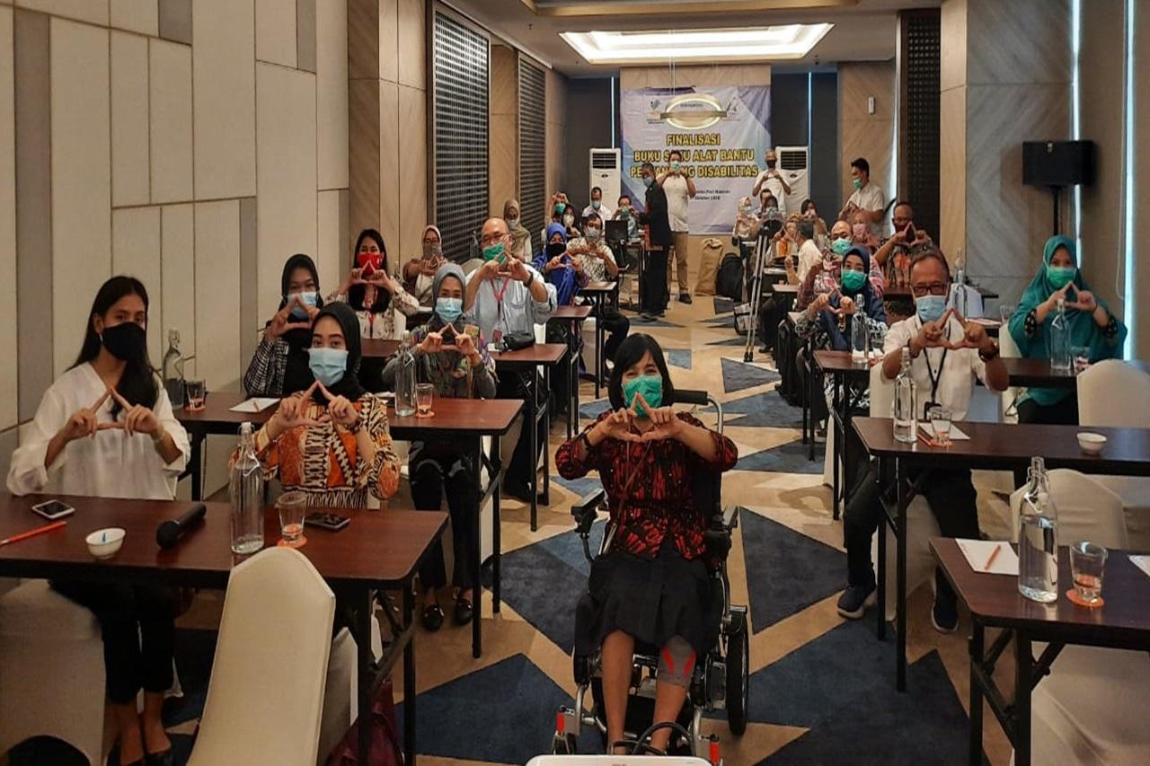 Kemensos Upayakan Ketersediaan Alat Bantu Bagi Disabilitas