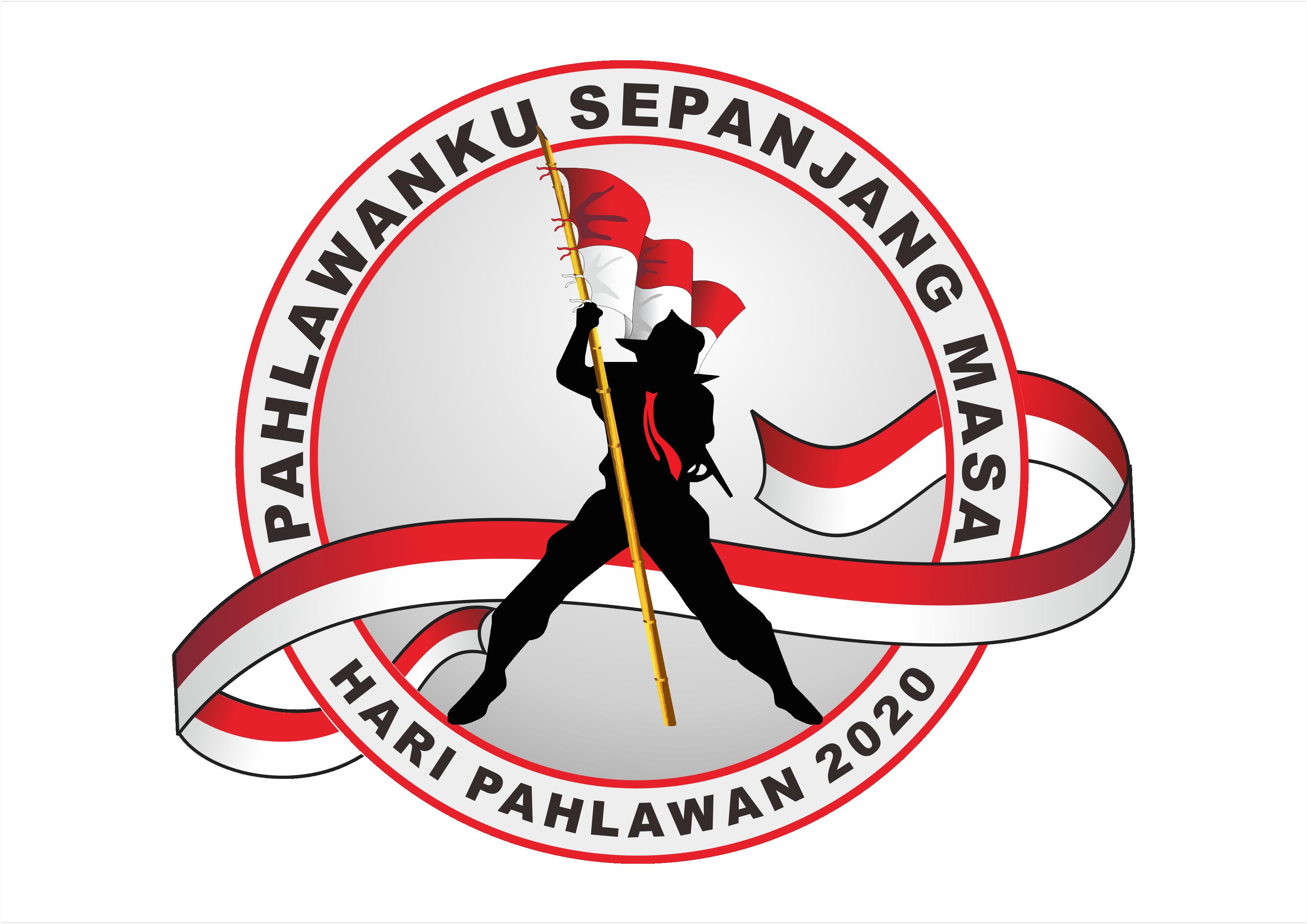 Logo Hari Pahlawan Tahun 2020