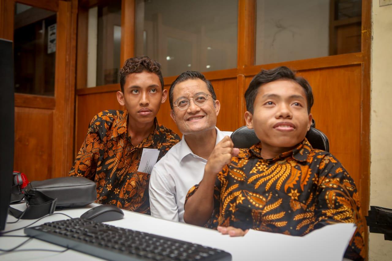 Kemensos Dorong Aksesibilitas Informasi Ramah Penyandang Disabilitas