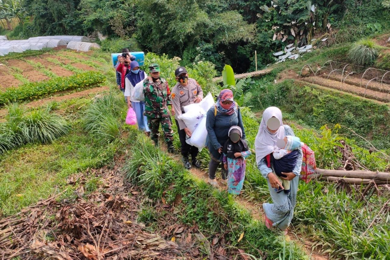 Kementerian Sosial Lakukan Respon Kasus Anak Dalam Situasi Darurat