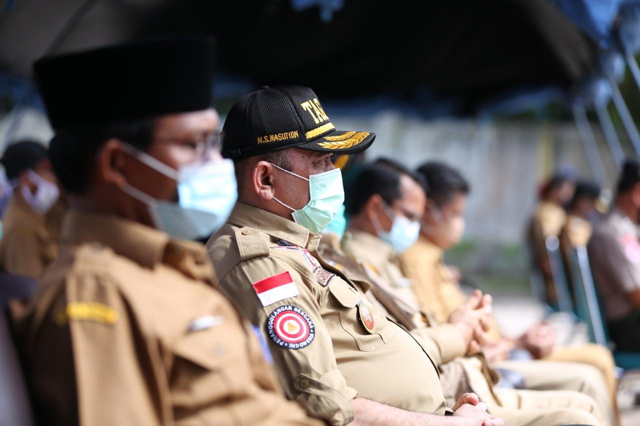 Bentuk KwSB, Wujud Kemensos Persiapkan Warga Kota Padang Hadapi Bencana