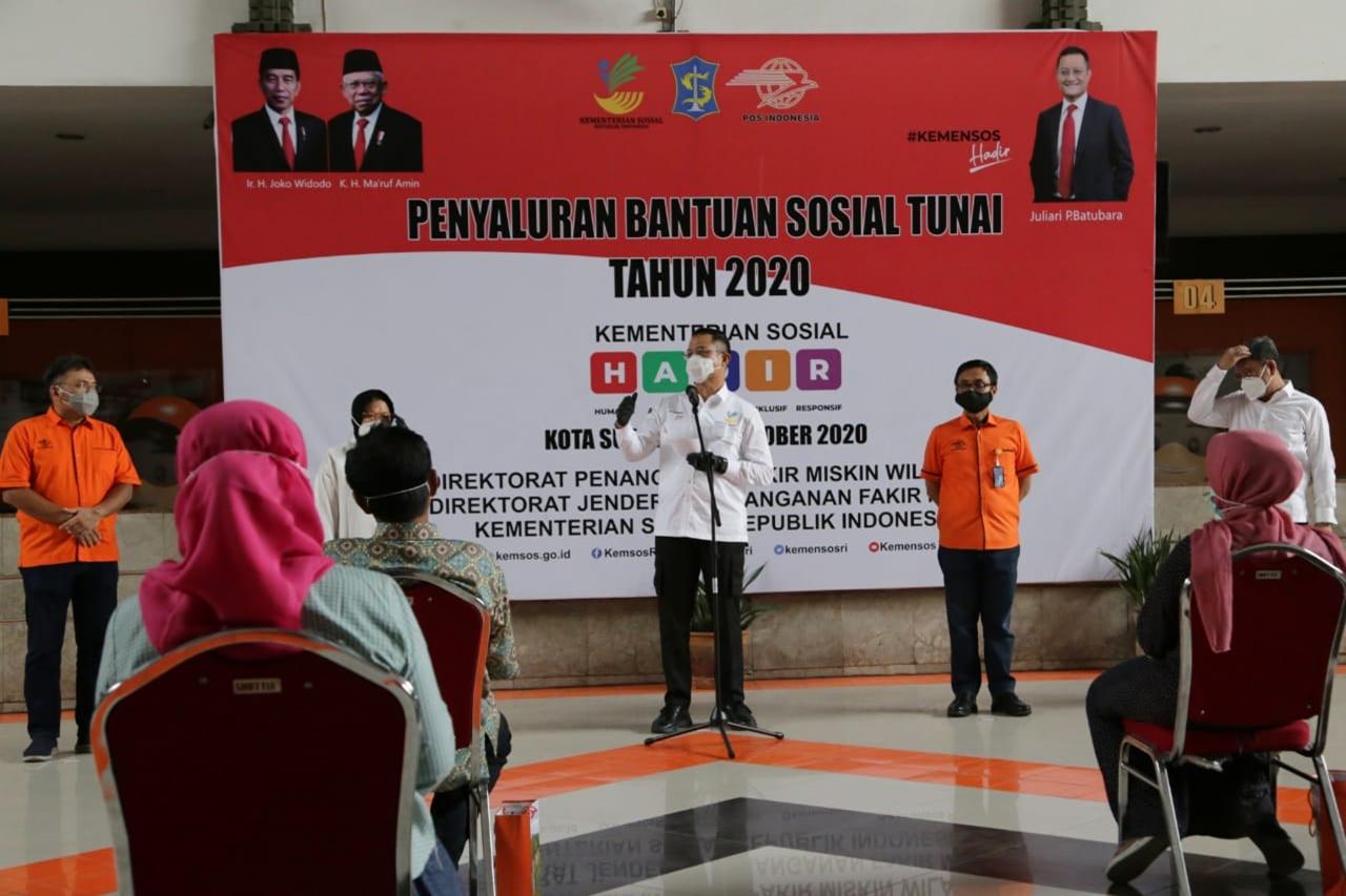 Tahun 2021, Kemensos Akan Lanjutkan Bansos Tunai untuk 10 Juta KPM