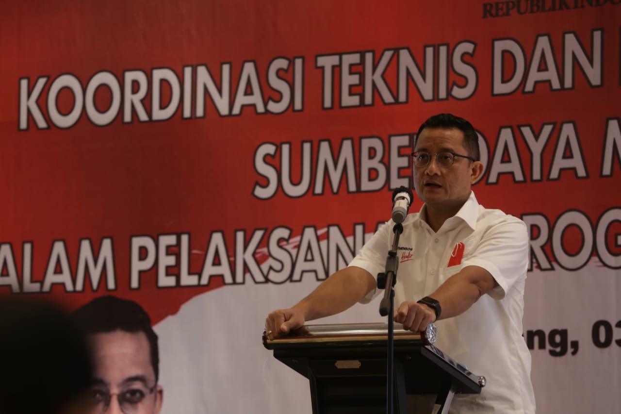 Mensos Temui Pendamping PKH di Semarang