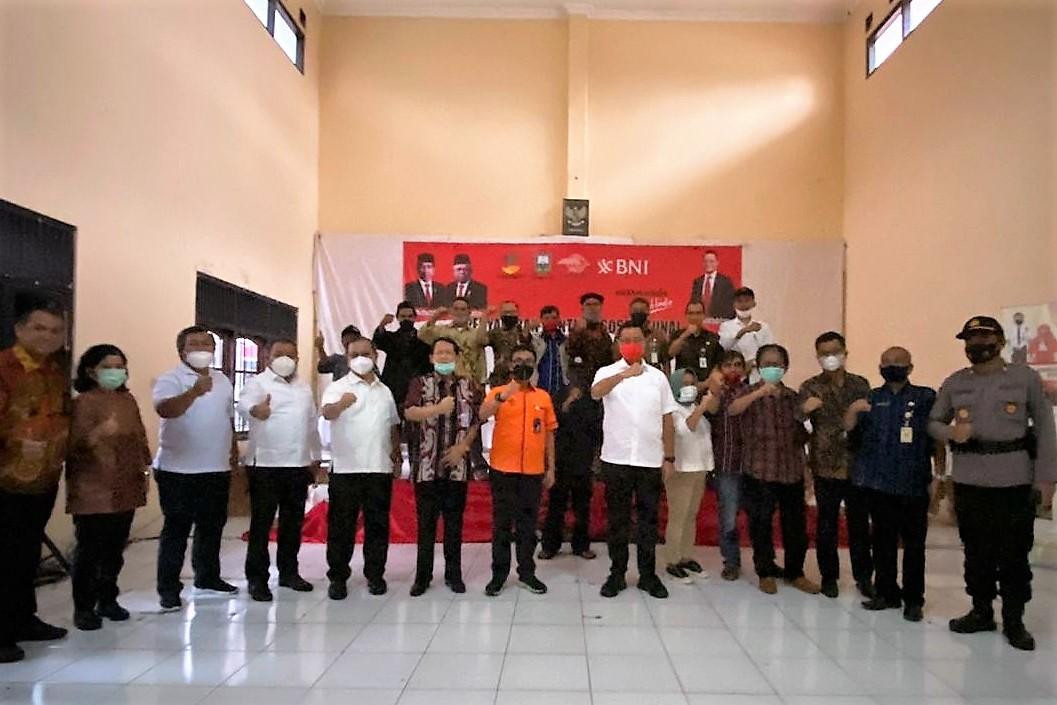 Menteri Sosial Harapkan Kecamatan Jadi Tempat Informasi Bansos