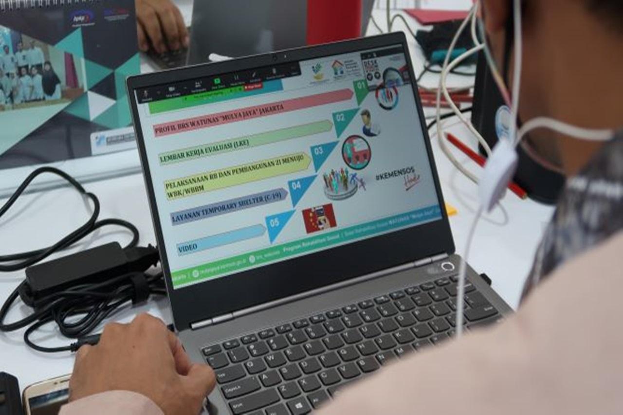 Presentasi Usulan Satuan Kerja Pembangunan ZI Menuju WBK/WBBM