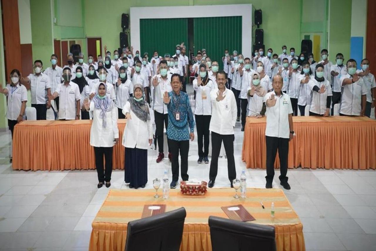 Pelatihan Konselor Adiksi Korban Penyalahgunaan NAPZA