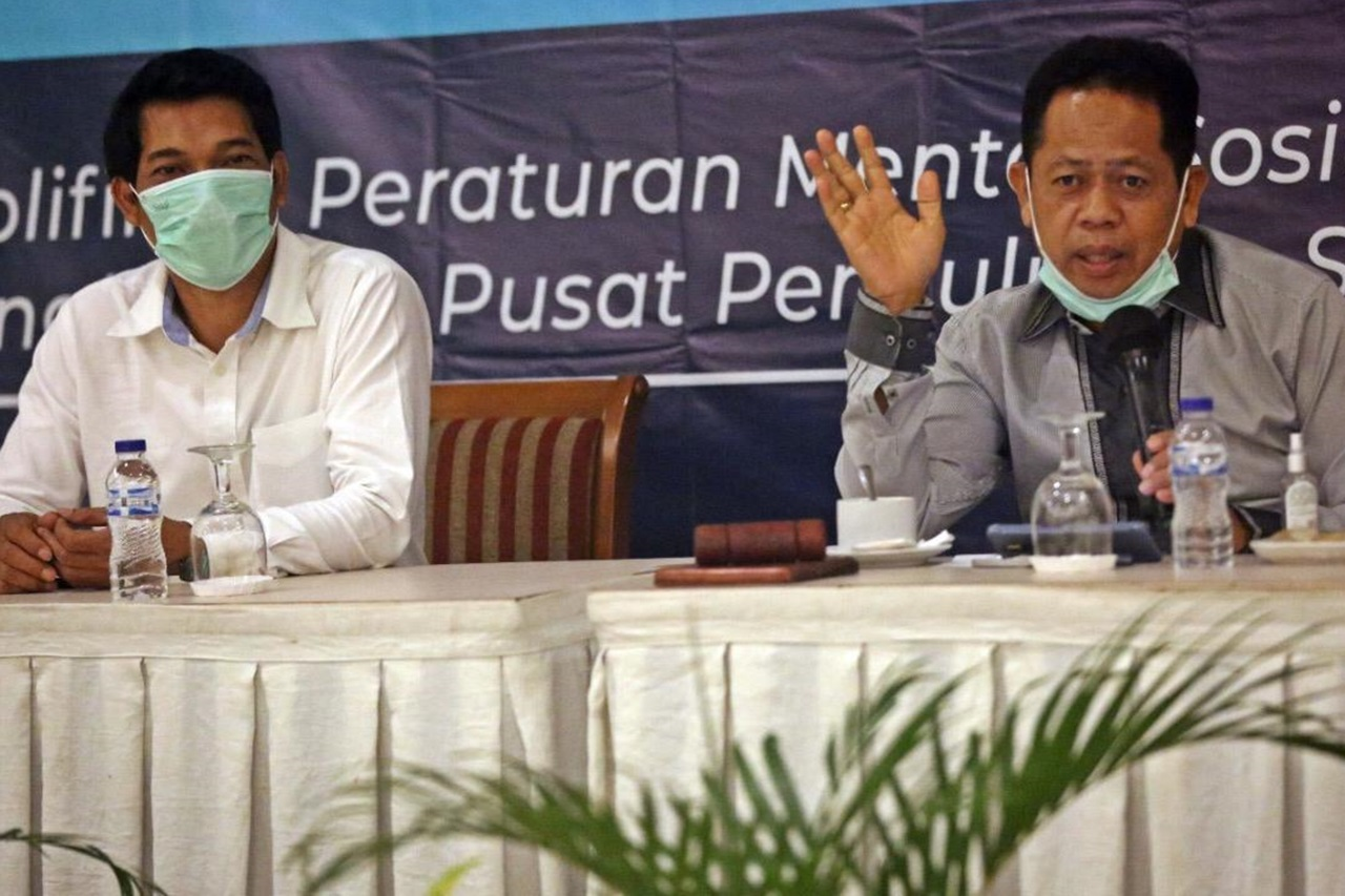 Kepala BP3S Dorong Penataan Regulasi Peran Penyuluhan Sosial