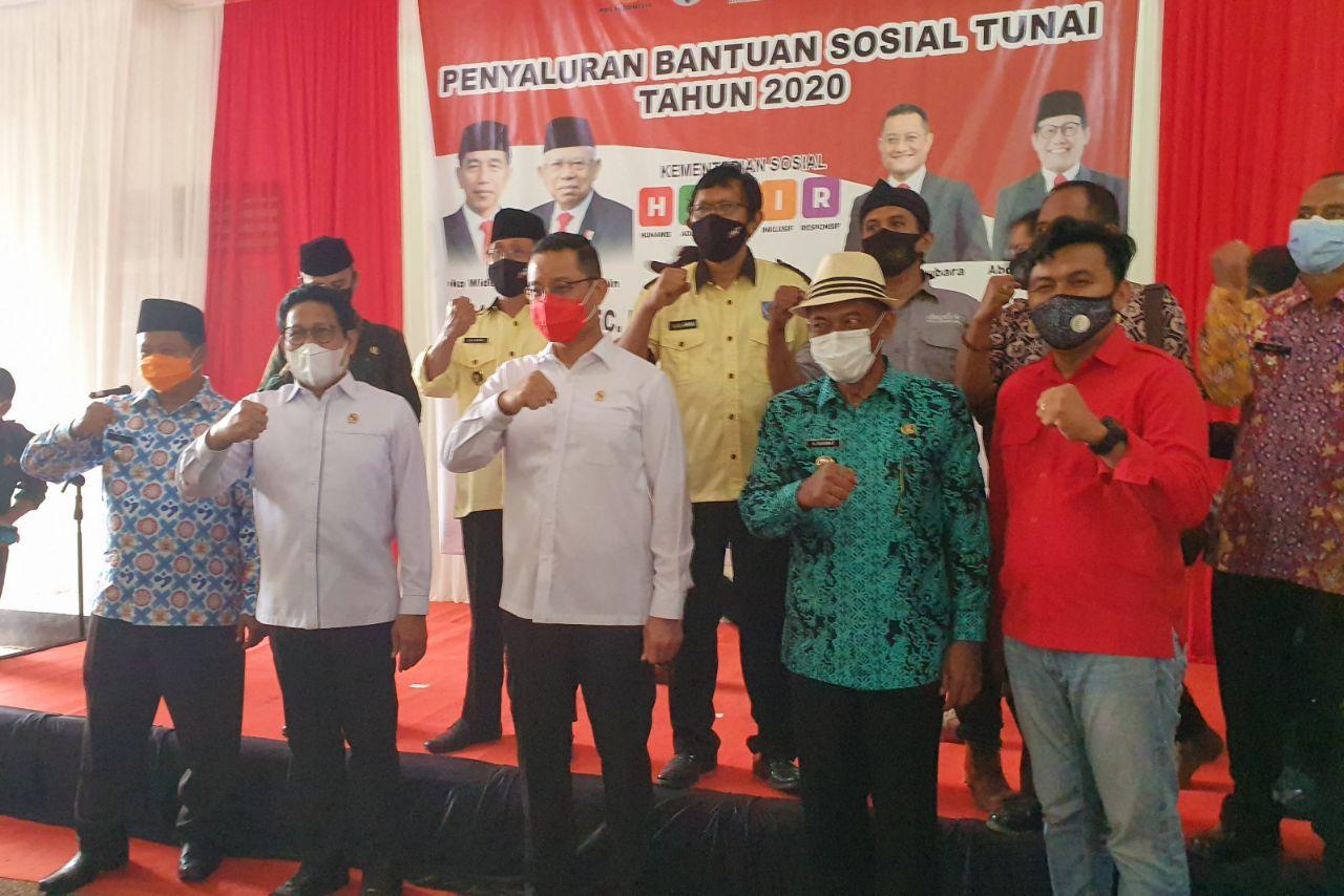 Menteri Sosial Harapkan Sinergi Antar Kementerian Percepat Pengentasan Kemiskinan