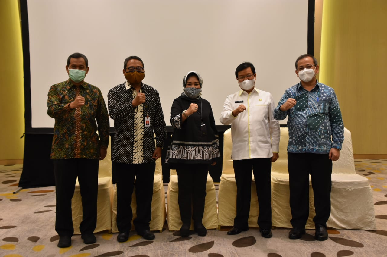 Dirjen PFM: Sinergi Program, Kunci Membangun Negeri