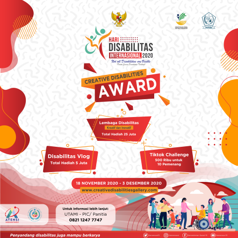 Creative Disabilities Award