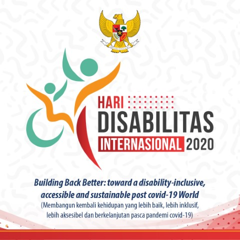 Hari Disabilitas Internatisional (HDI) 2020