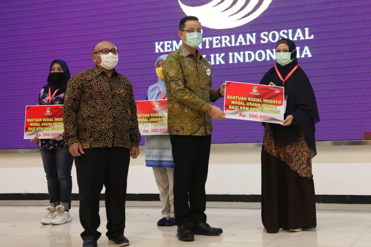 Program Kewirausahaan Sosial Kemensos Bidik Target Spesifik