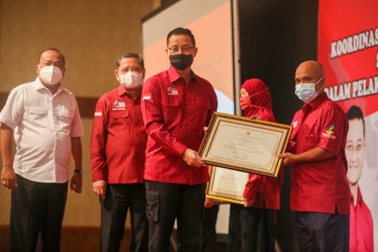 Mensos Juliari Wacanakan 30 Persen Graduasi KPM PKH Tahun 2021