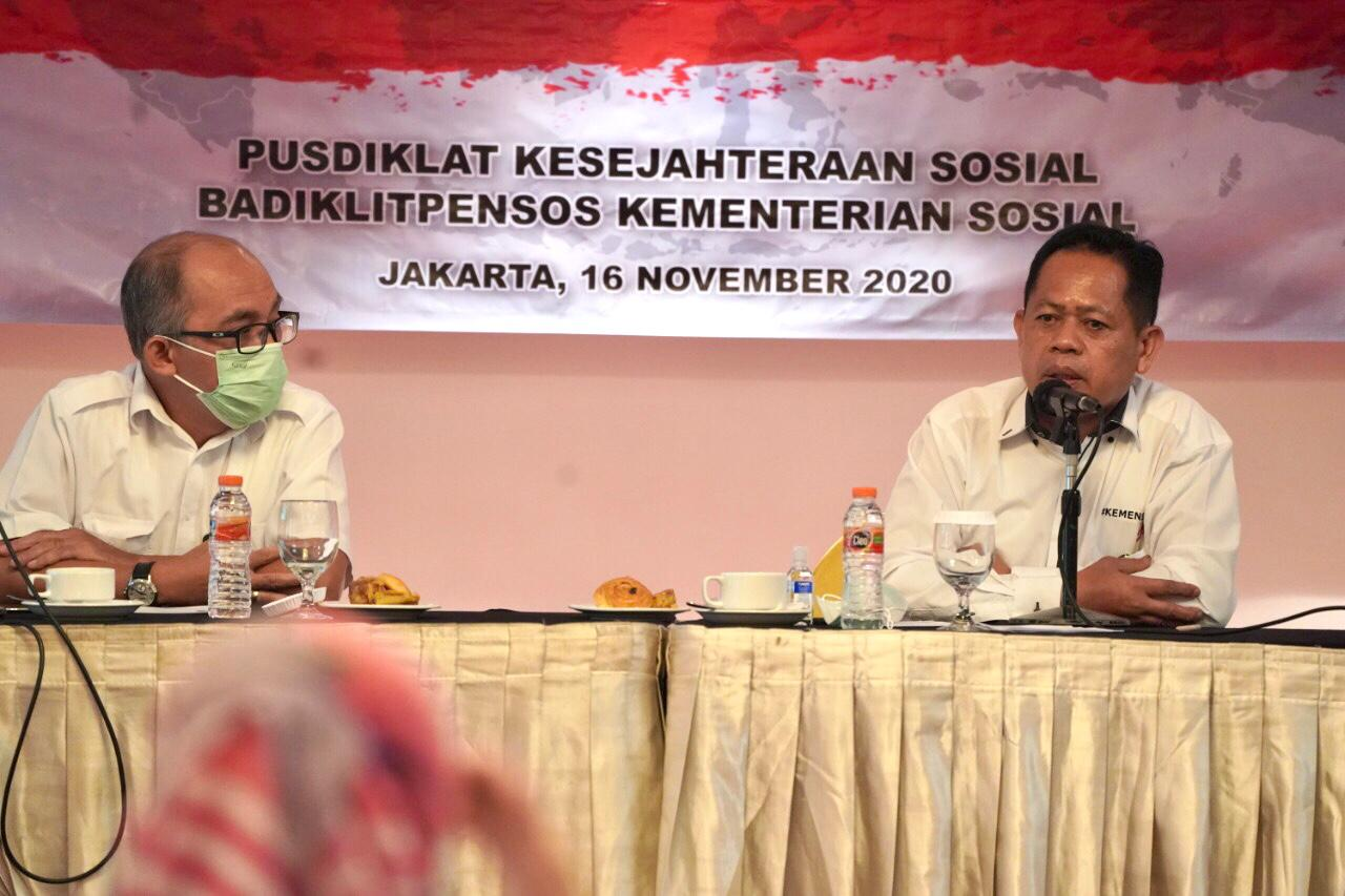 Seminar Modul Sertifikasi Keahlian Dasar Penyuluh Sosial