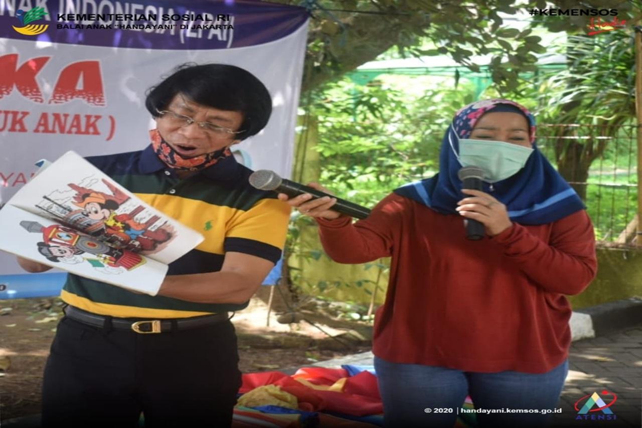 "Balai Anak ""Handayani"" Bersama LPAI Peringati Hari Anak Sedunia"