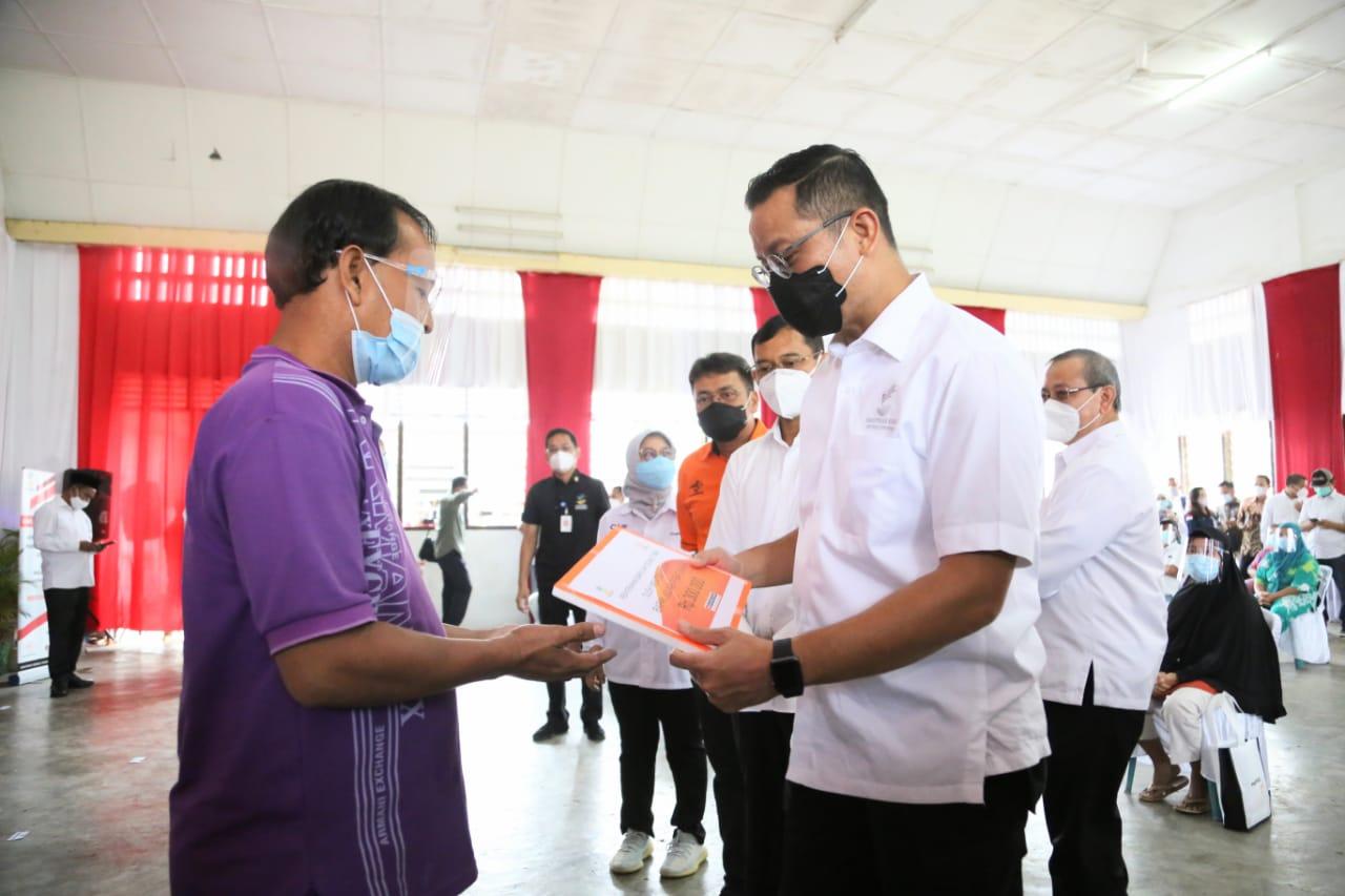 Kemensos Buka Kuota Baru Penerima Bansos Tunai Kemensos Buka Kuota Baru Penerima Bansos Tunai untuk Daerah dengan Realisasi Penyaluran Tinggi