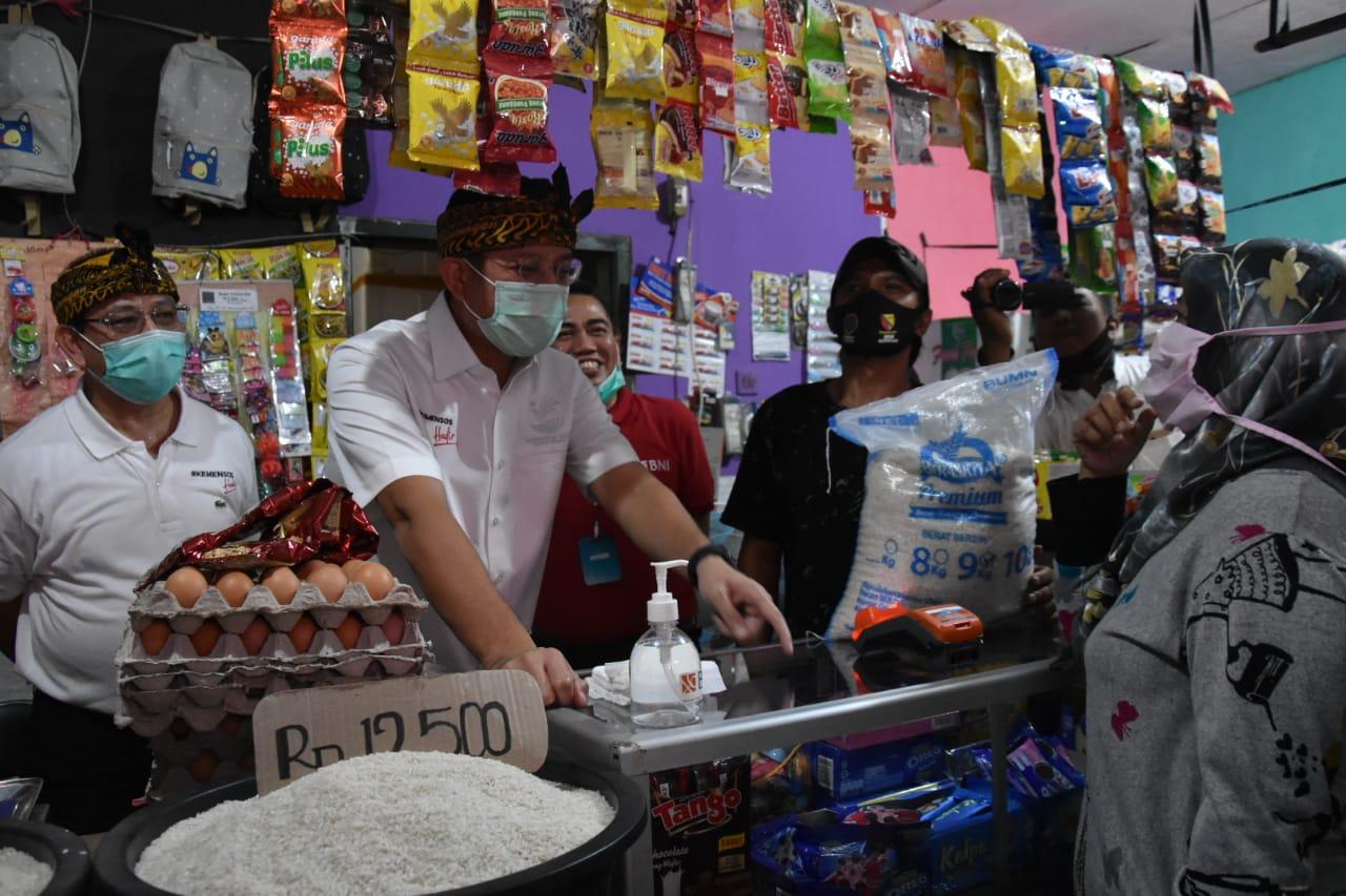 Bantuan KUBE Perkuat Ketahanan Ekonomi di Tengah Pandemi