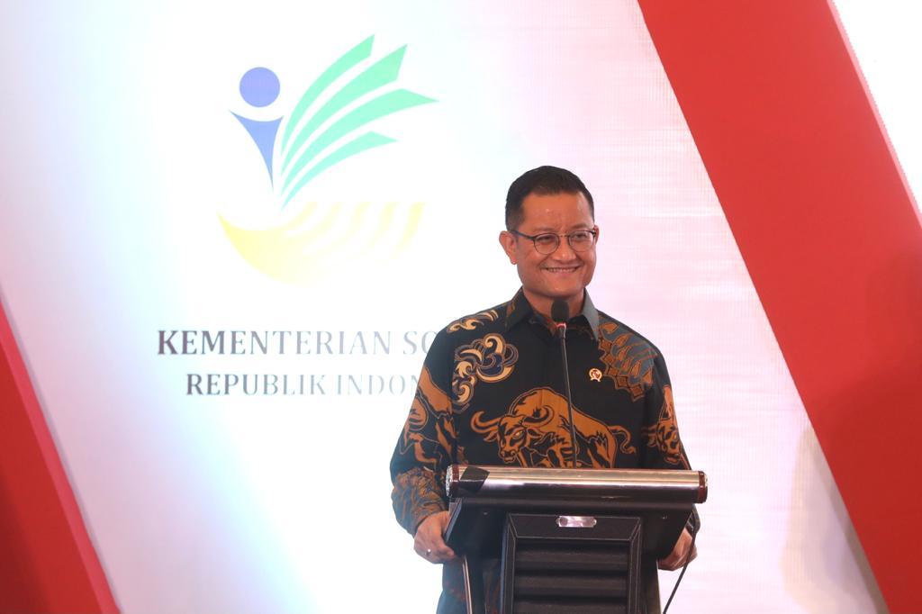 Mensos Juliari Batubara Raih Predikat Menteri Terpopuler di Media Digital 2020