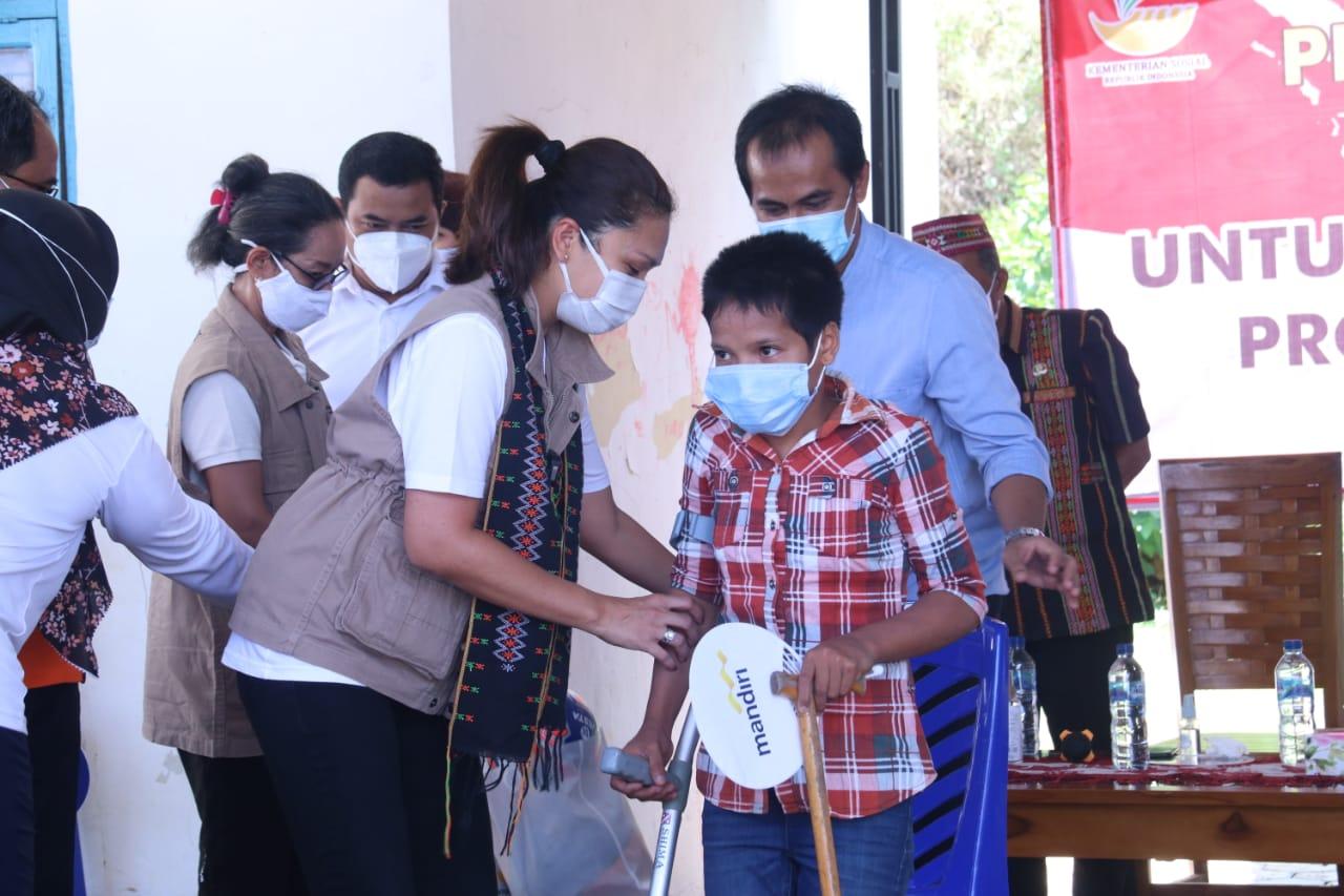 Kemensos Sasar Penerima Manfaat Rehabilitasi Sosial di Wilayah Timur