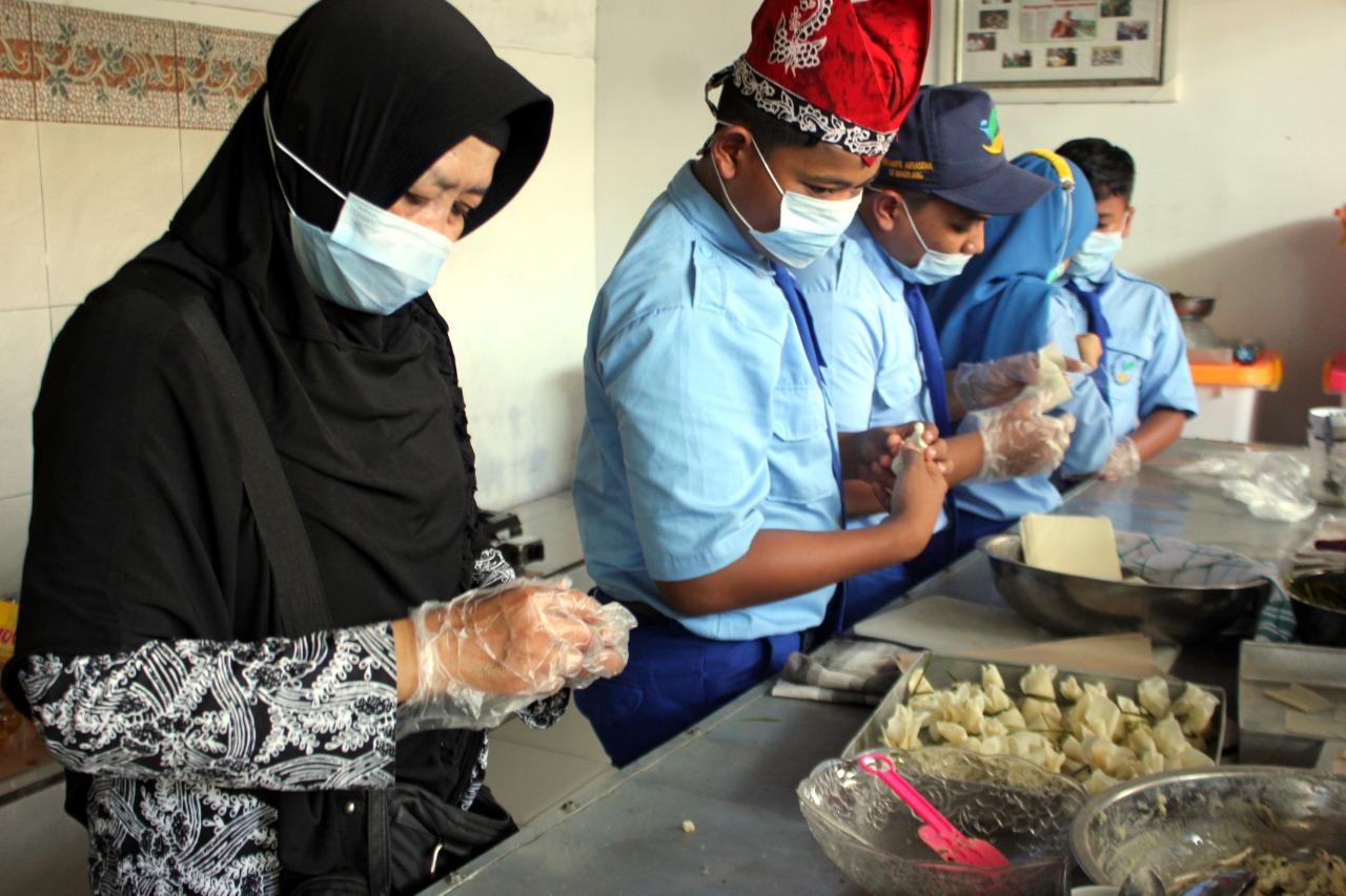 Terapkan Protokol Kesehatan Yang Ketat, Balai Anak Antasena Magelang Adakan Widyawisata