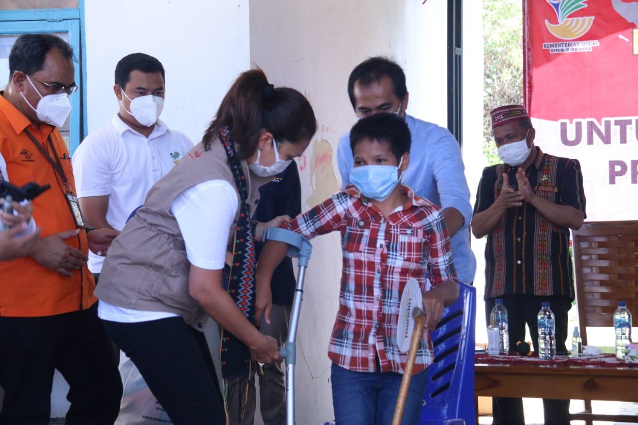 Pemkab Mabar Apresiasi Bantuan Kemensos Rp1,9 M untuk Disabilitas